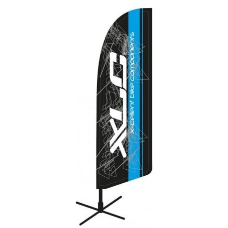 Bandiera decorativa XLC - 2,35m