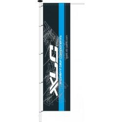 Bandiera XLC - per asta bandiera