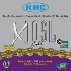 catena di divisore KMC X-10-SL oro