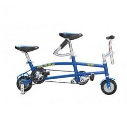 Mini Tandem QU-AX 6' blu