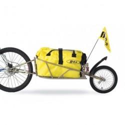 Rimorchio per bici BOB Ibex per 26' MTB