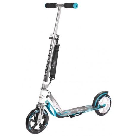 Hudora Roller CITY SCOOTER Big Wheel 205 Bambini Turchese