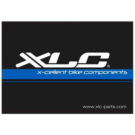 Tappetino XLC nero/bianco/blu 2015