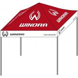 Tenda Winora eBike 3x3 m+borsa trasporto