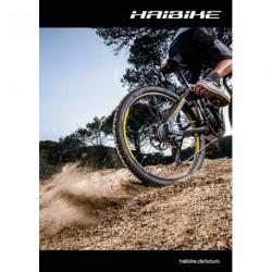 Poster Haibike -SDURO 2015- Particolare