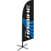 Bandiera spiaggia Haibike 3,50m