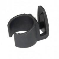Fissaggio per aste Hesling 20 mm grigio