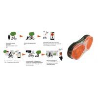 Fanale posteriore Velocate vc|one