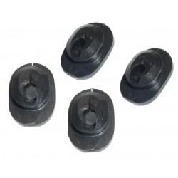 Becco di gomma 6 mm per Ultegra Di2