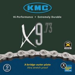catena di divisore KMC X-9-73, nonupla