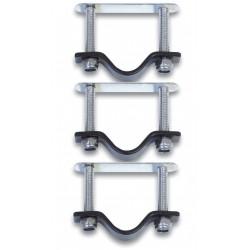 Set d.fissaggio p.cestini in rattan