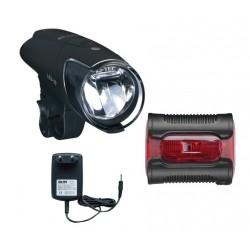 fanale batt LED Set b&m IXON IQ Premium