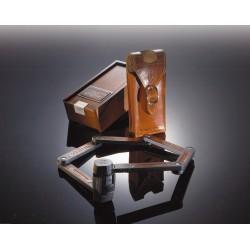 Lucchetto Trelock in scatola di legno