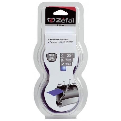 Nastro antiforatura per MTB Zefal Z-Liner blu