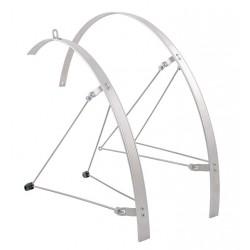 Parafanghi Hebie alluminio-Profil