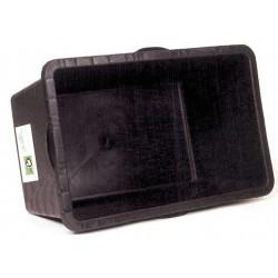 Vasca in plastica Roland 90 lt nera