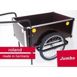 """Rimorchio Roland Jumbo 20 timone doppio"""""""