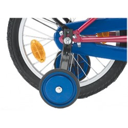 """rotelle di appoggio,azzurre,16Balou2007"""""""